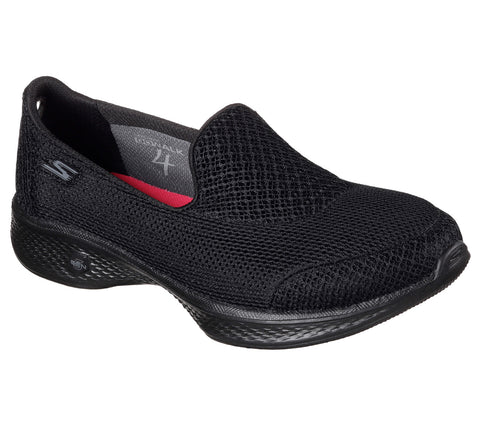 Skechers Performance Go Walk 4 - Propel Black