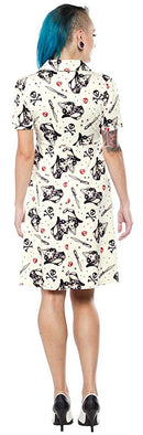 Sourpuss Swashbuckler Rosie Dress