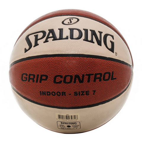 Spalding Grip Control Indoor Basketball - Size 7