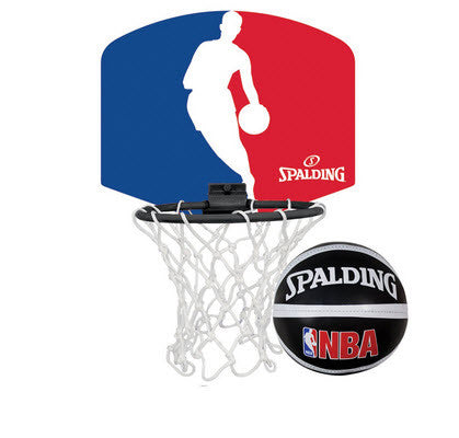 Spalding NBA Mini Backboard Logoman