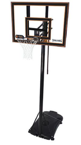 "Spalding Basketball Hoop NBL 42"" Portable Series"