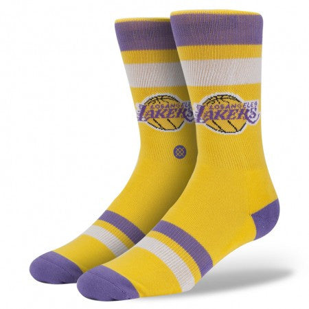Stance Lakers Socks NBA Collection