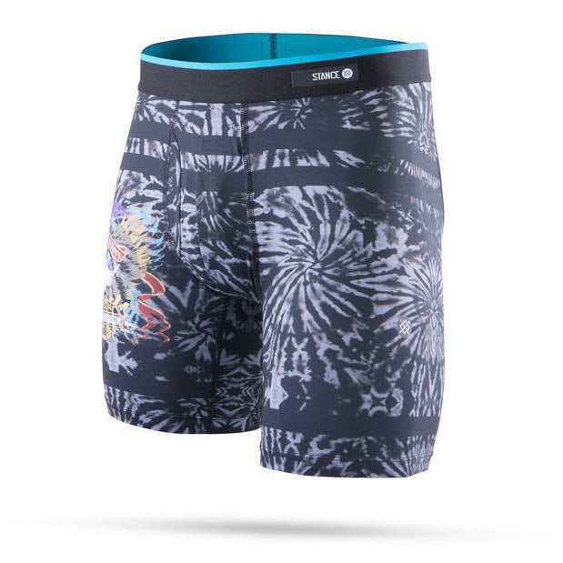 Stance Harley Eagle Boxer Brief Black M803A19HAE Famous Rock Shop Newcastle, 2300 NSW. Australia. 1