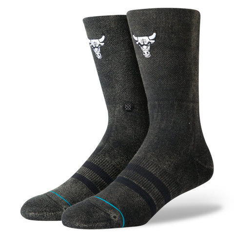 Stance NBA Casual Bull Blacktop Socks M556A19BUL Famous Rock Shop Newcastle, 2300 NSW. Australia 1