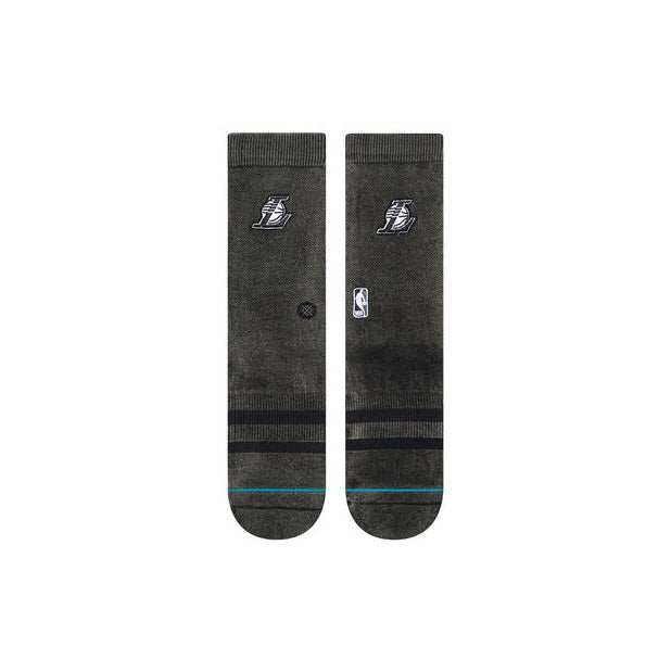 Stance NBA Casual Lakers Blacktop Socks M556A19LAK Famous Rock Shop Newcastle, 2300 NSW. Australia. 2