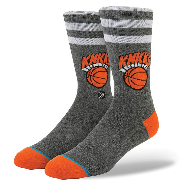 Stance NBA Knicks 2 M3110KNI BLK Black. Size Men's L-XL (9-13)  Famous Rock Shop Newcastle 2300 NSW Australia