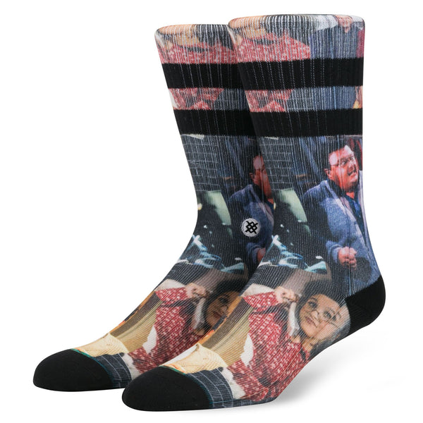 Stance New Hampshire Ave Multi Coloured Crew Socks M526D17NEW Famous Rock Shop Newcastle 2300 NSW Australia