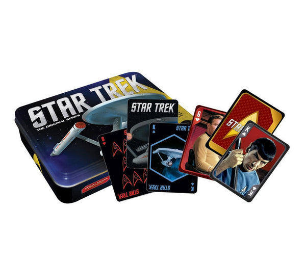 Star Trek Special Edition Playing Cards Set