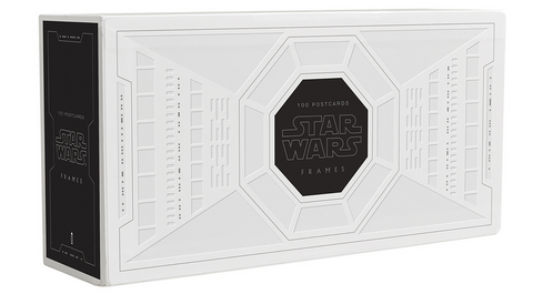 Star Wars Frames: 100 Postcards