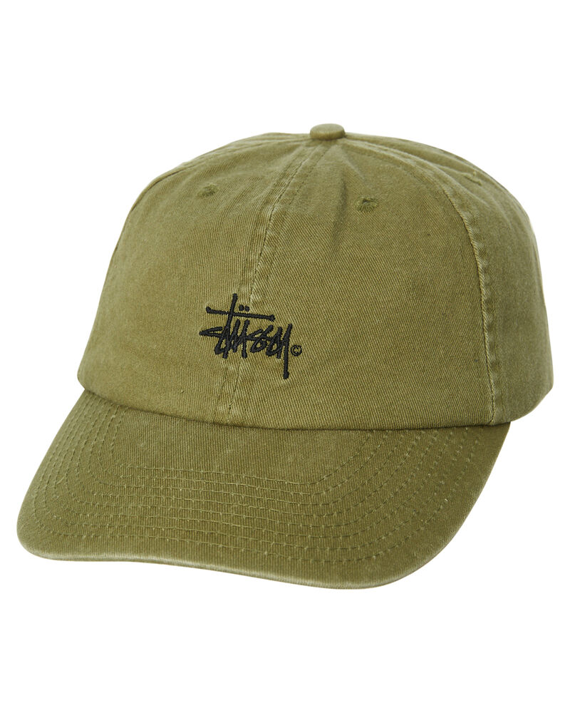 Stussy Graffiti Low Pro Cap Dried Herb ST783004 Famous Rock Shop Newcastle 2300 NSW Australia