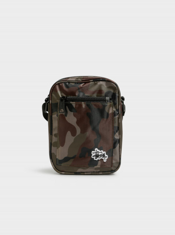Stussy Messenger Bag Camo ST783013 Famous Rock Shop Newcastle 2300 NSW. Australia. 1