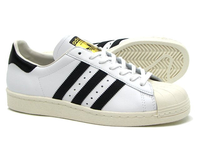 new products 1b2aa 3a582 Adidas Superstar 80s White G61070 – Famous Rock Shop