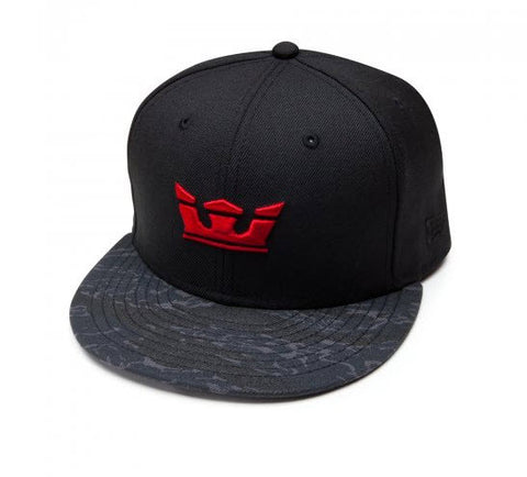 Supra Icon New Era Black Grey Red Famous Rock Shop Newcastle 2300 NSW Australia