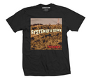System of a Down - Toxicity T Shirt Famous Rock Shop. 517 Hunter Street Newcastle 2300 NSW  Australia