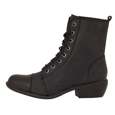 Roc Boots Territory Black Leather Boots
