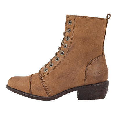 Roc Boots Territory Tan Outback Leather Boots