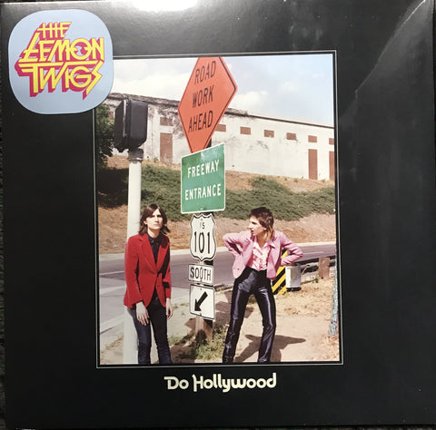 THE LEMON TWIGS DO HOLLYWOOD LP VINYL