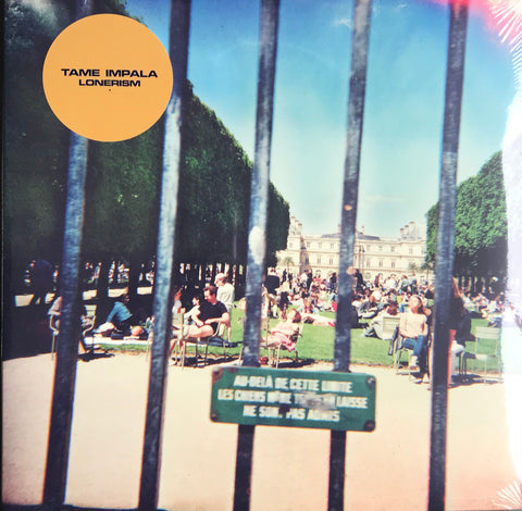 Tame Impala Lonerism LP Vinyl gatefold sleeve 3795300 Famous Rock Shop Newcastle 2300 NSW Australia