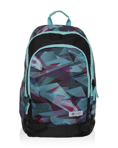 LKI Tension Backpack Black-Multi L111A1026 LKI Black-Multi Tension Backpack Famous Rock Shop Newcastle 2300 NSW Australia