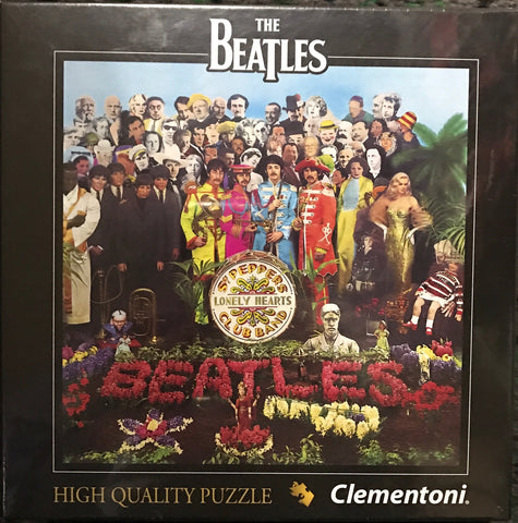 The Beatles 'Sgt. Pepper's Lonely Hearts Club Band 1967' Puzzle 289 Pieces