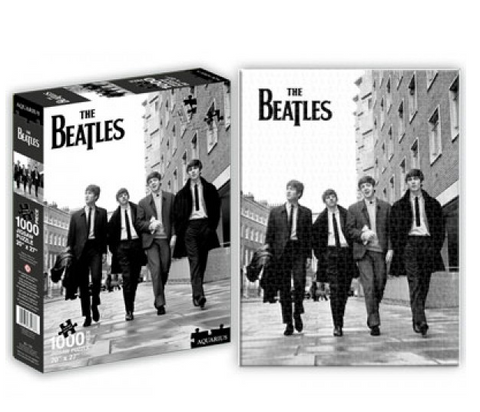 "The Beatles Street Poster 1000 Piece Jigsaw Puzzle 20"" x 27"""