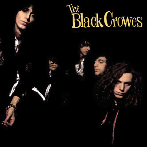 The Black Crowes Shake Your Money Maker Yellow Vinyl  Famous Rock Shop 517 Hunter Street Newcastle, 2300 NSW. Australia.
