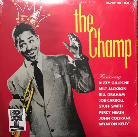 Dizzy Gillespie ‎– The Champ Vinyl