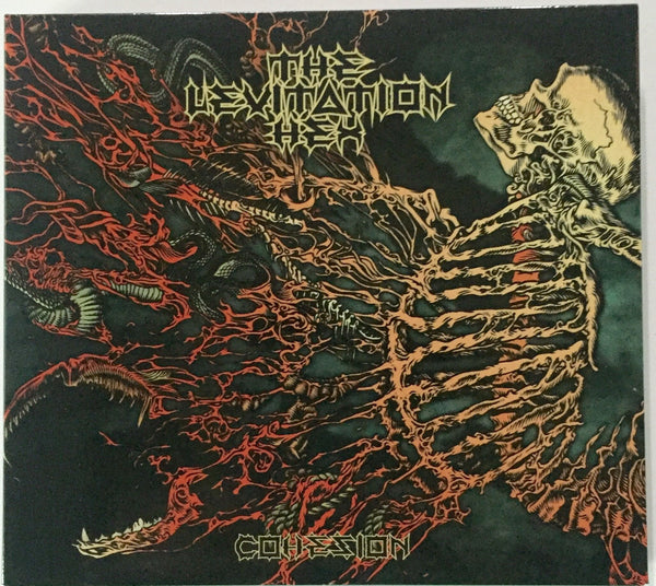 The Levitation Hex - Cohesion (Digipak CD) QUANTUM2112