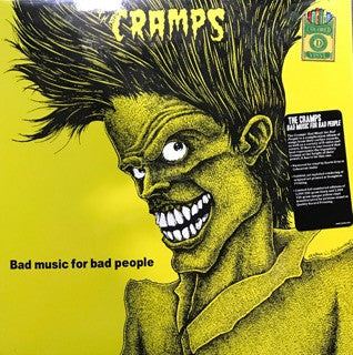 The Cramps Bad Music for Bad People (Coloured Vinyl) Vinyl