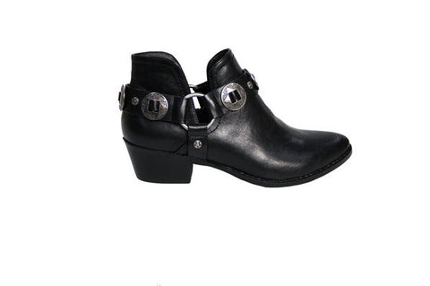 Therapy Reid Black Boots