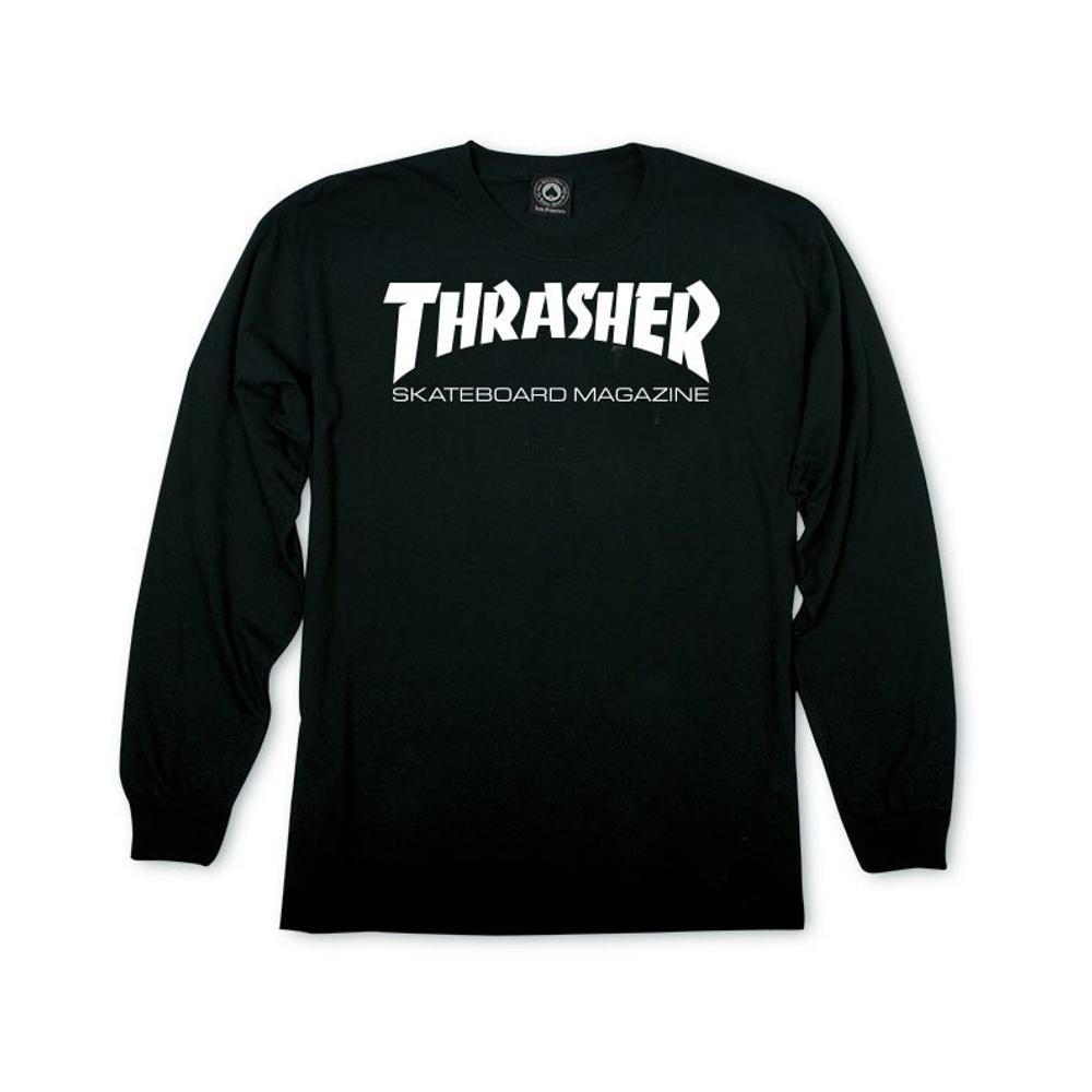 a30b1cbd Thrasher Skate Mag Long Sleeve Black tee 20165313 Famous Rock Shop  Newcastle NSW Australia