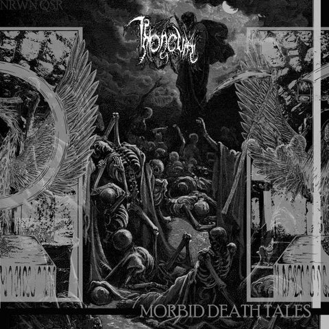 Throneum ‎– Morbid Death Tales Vinyl