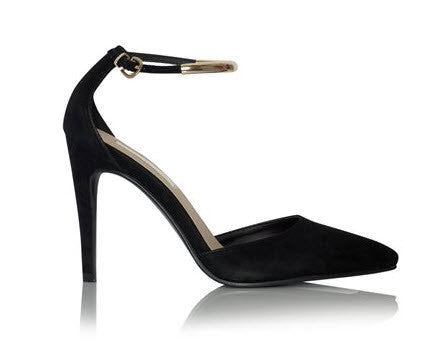 Billini Tiona Black Heels