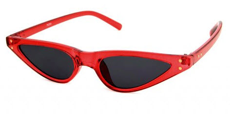 Unity Rad Red Sunglasses Famous Rock Shop Newcastle, 2300 NSW. Australia. 1