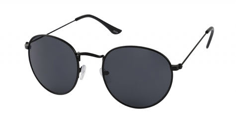 Unity Round Sunglasses Black 5003B Famous Rock Shop newcastle, 2300 NSW. Australia. 1
