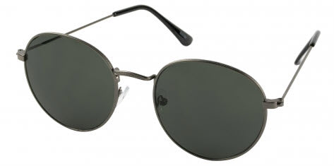 Unity Round Sunglasses Gunmetal 5003F Famous Rock Shop Newcastle, 2300 NSW. Australia. 1