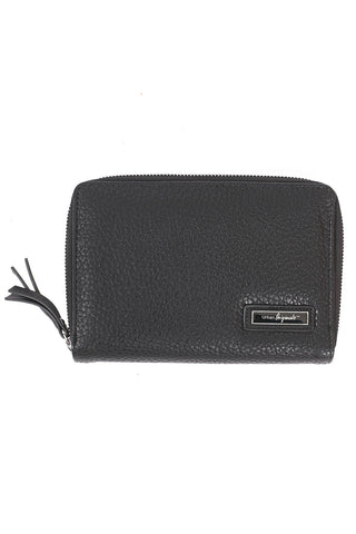 Urban Originals Bon Voyage Wallet Black