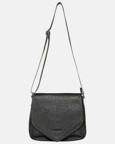 Urban Originals Luella Saddle Bag Black
