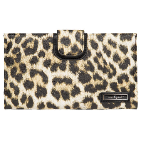 Urban Originals Matinee Wallet Leopard