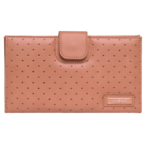 Urban Originals Matinee Perforated Dusty Rose Wallet