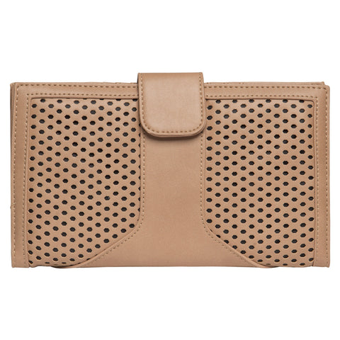 Urban Originals Matinee Tempest Wallet Nude
