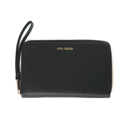 Urban Originals Runaway Wallet Black