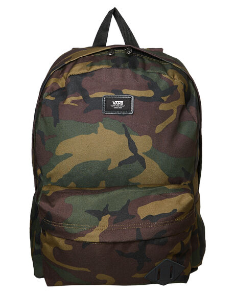 Vans Old Skool III Backpack Camo Green VN0A316R971 Famous Rock Shop Newcastle 2300 NSW Australia
