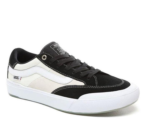 Vans Berle Pro Black and White VN0A3WKXB8C Famous Rock Shop Newcastle 2300 NSW Australia3