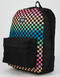 Vans Realm Classic B Gradient Check Backpack VN0A3UI7YBL Famous Rock Shop Newcastle, 2300 NSW. Australia. 2