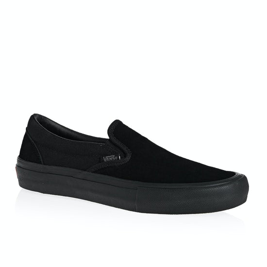 Vans Slip-On PRO Black out Canvas VN00097M1OJ VN-097M10J BLK