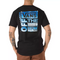 Vans AVE Chrome Short Sleeve Black VN0A454NBLK Famous Rock Shop Newcastle 2300 NSW Australia