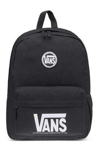 Vans Ap Fully Crest Backpack VA03AZ3BLK Black Famous Rock Shop Newcastle 2300 NSW Australia