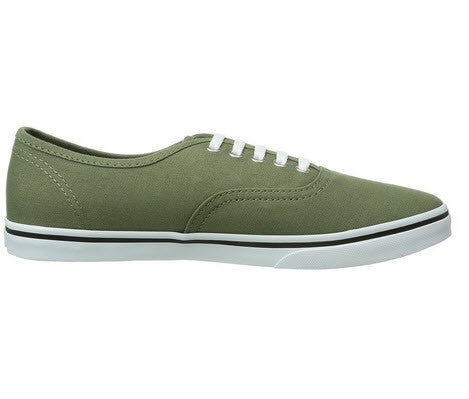 62fedad6e8c5 ... Vans Authentic Lo-Pro Olivine True White VN-OW7NDRO Women s Vans  trainers Woven ...