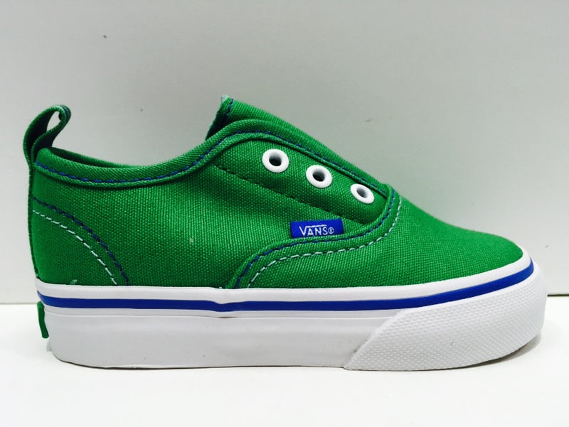 Vans Authentic V (Pop) Fern Green/ Blue Infants VN-ORQ27OV Famous Rock Shop Newcastle, 2300 NSW Australia
